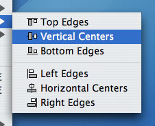 Photoshop Align Linked Layers